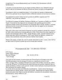 Rapport De Stage Cqp Amt Rapport De Stage Guillaume Fouassier