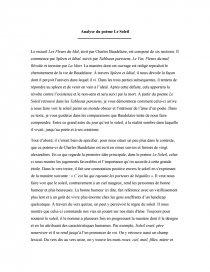 Analyse Du Poème Le Soleil Commentaire De Texte Jojolechat