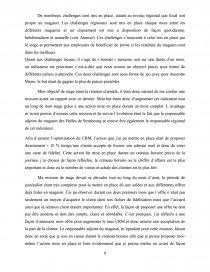 Rapport De Stage Pimkie Rapport De Stage Soukaina Barramou
