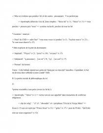 dissertation la ballade des pendus
